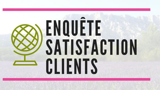 RSE : un engagement dans la relation client ! Retour sur notre enquête satisfaction clients