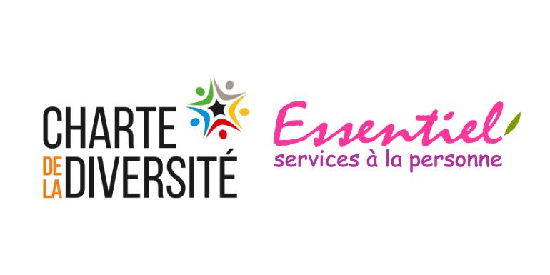 Essentiel Services signe la Charte de la Diversité