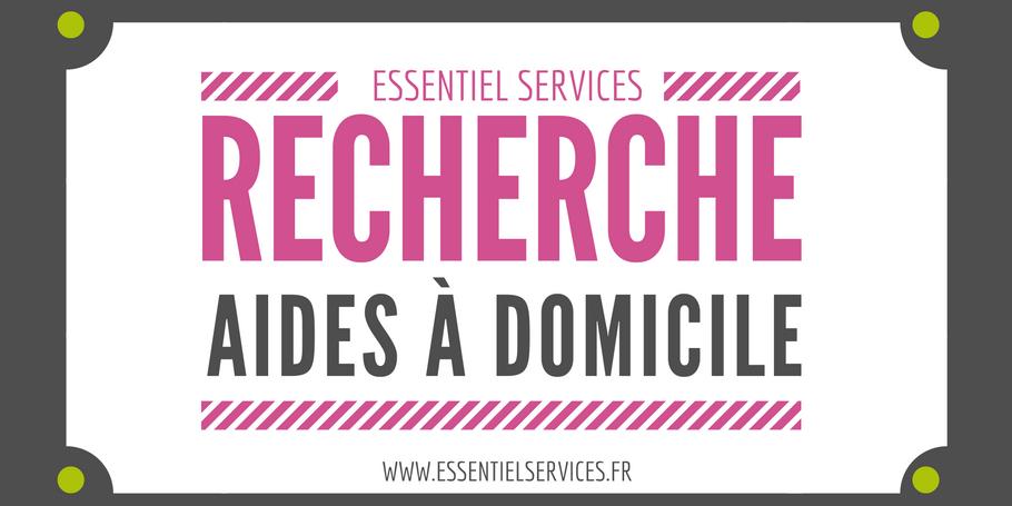 Des aides à domicile à Trets et Puyloubier : Essentiel Services recrute !
